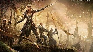 The Elder Scrolls Online - Создание персонажей