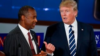Trump Can't Believe Ben Carson Beating Him In Iowa
