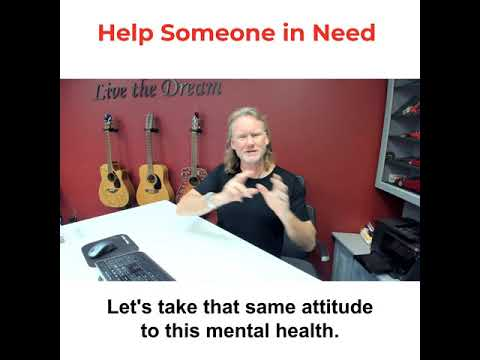 Help Someone in Need