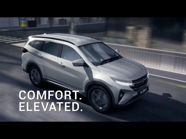 2019 Perodua Aruz SUV Product Video