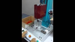 Yerli Ultrasonik Kaynak Makinası TEKNO ULTRASONİK