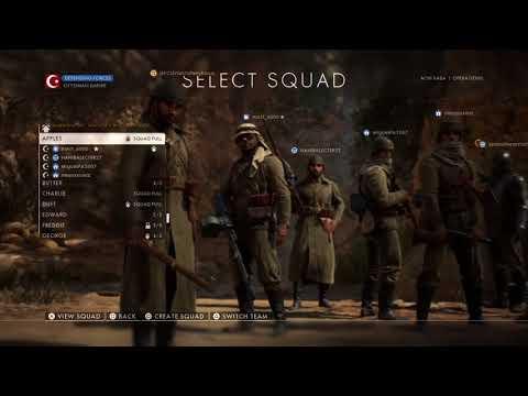 Battlefield™ 1 Revolution Multiplayer Map-Gallipoli
