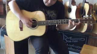 Đưa cơm cho mẹ đi cày - Guitar cover Lại Việt Cường