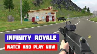Infinity Royale · Game · Gameplay