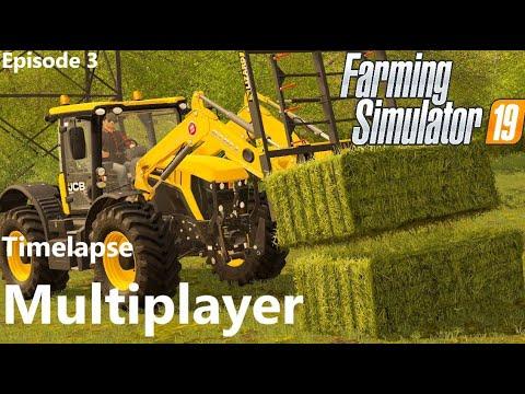 Late Spring Jobs/Farming Simulator 19 on FSM server Greenwich Valley Episode 3 |