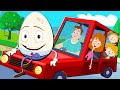 Daddy's New Car | Humpty Dumpty And Many More Nursery Rhymes For Children