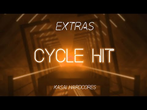Cycle Hit By KASAI HARCORES | Gameplay | Beat Saber