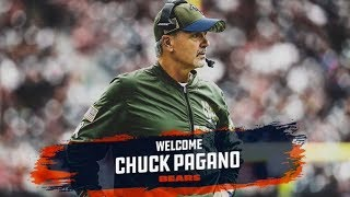 Chicago Bears Hire Chuck Pagano to Be Defensive Coordinator!