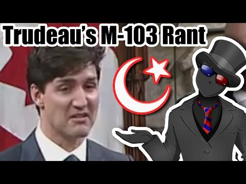 Justin Trudeau's Unhinged Islamophobia Rant