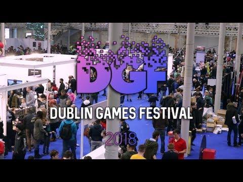 Dublin Games Festival Vlog - Irish Gaming Event (VLOG#13)