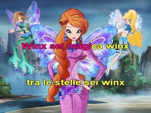 Winx Club - Nel segno di Winx (SONG+TESTO SINCRONIZZATO)