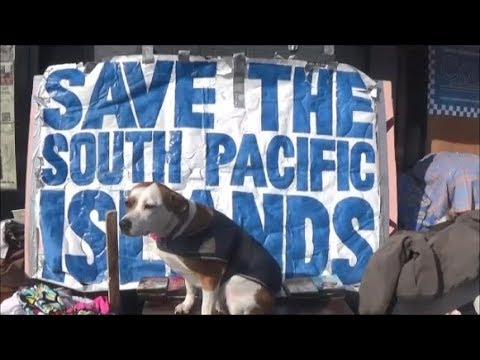 SAVE THE SOUTH PACIFIC ISLANDS the movie