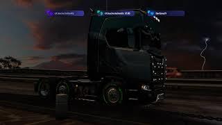 Wir transportieren (fast) alles durch Europa. Die Blo Ba Logistik ist unterwegs. Start gegen 19 Uhr