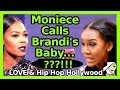 MONIECE SLAUGHTER INSULTS BRANDI BOYD'S BABY! Love & Hip Hop Hollywood Season 3