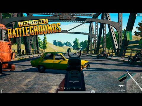 WILLY IMPARABLE!! PLAYERUNKNOWN'S BATTLEGROUNDS (PUBG)