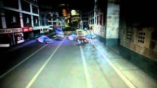 PC DRIVER Take A Ride New York Brown Camaro Chase