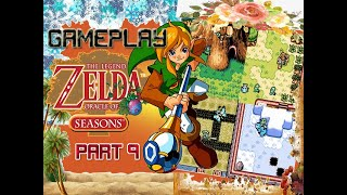 The Legend of Zelda: Oracle of Seasons Gameplay -part 9- Trading and Questing