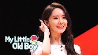 YoonA is Unbelievably Slender and Beautiful!! [My Little Old Boy Ep 131]