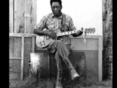 R. L.  Burnside-Catfish Blues