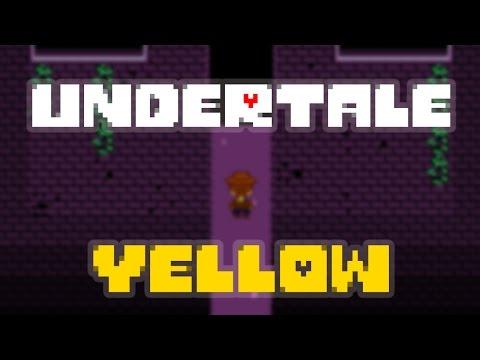 Undertale Yellow - Forlorn (Dalv's Battle Theme)