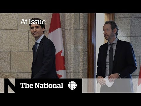 Gerald Butts' sudden resignation from the PMO   At Issue