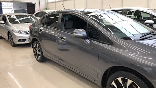 Honda Forte Civic LXR 2016 + City + Fit + CRV