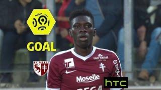 Goal Ismaila SARR (29') / FC Metz - AS Nancy Lorraine (2-1)/ 2016-17