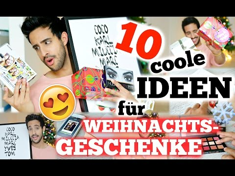 10 coole WEIHNACHTSGESCHENK-IDEEN für MÄDCHEN   JUNGS & JEDEN!