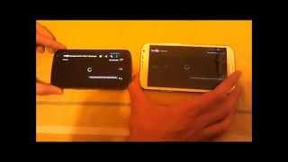 Galaxy Nexus vs Galaxy Note 2