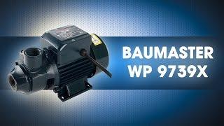 Поверхностный насос BAUMASTER - WP 9739X(Обзор поверхностного сетевого насоса BAUMASTER модели WP 9739X Данный товар вы можете приобрести у нас в интернет..., 2015-08-13T09:03:35.000Z)