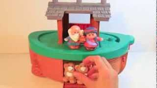 Fisher Price Little People Toys Noah Noah's Ark Play Set Review