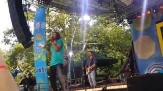 Magic!- Rude Good Morning America Summer Concert Series 2014