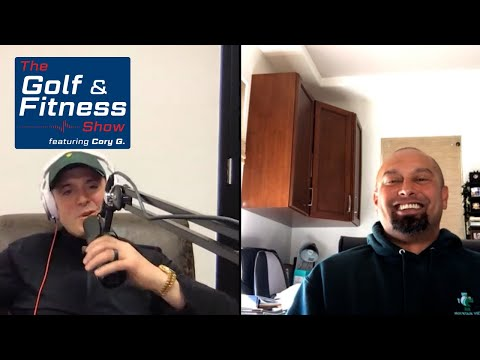 Shane Victorino | Ep. 6 | The Golf & Fitness Show with Cory G.
