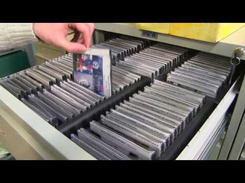 100 лет архивной службе
