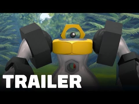 Pokemon Go - Introducing Melmetal Trailer