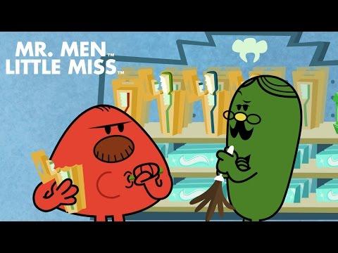 """The Mr Men Show """"Clean Teeth"""" (S2 E4)"""