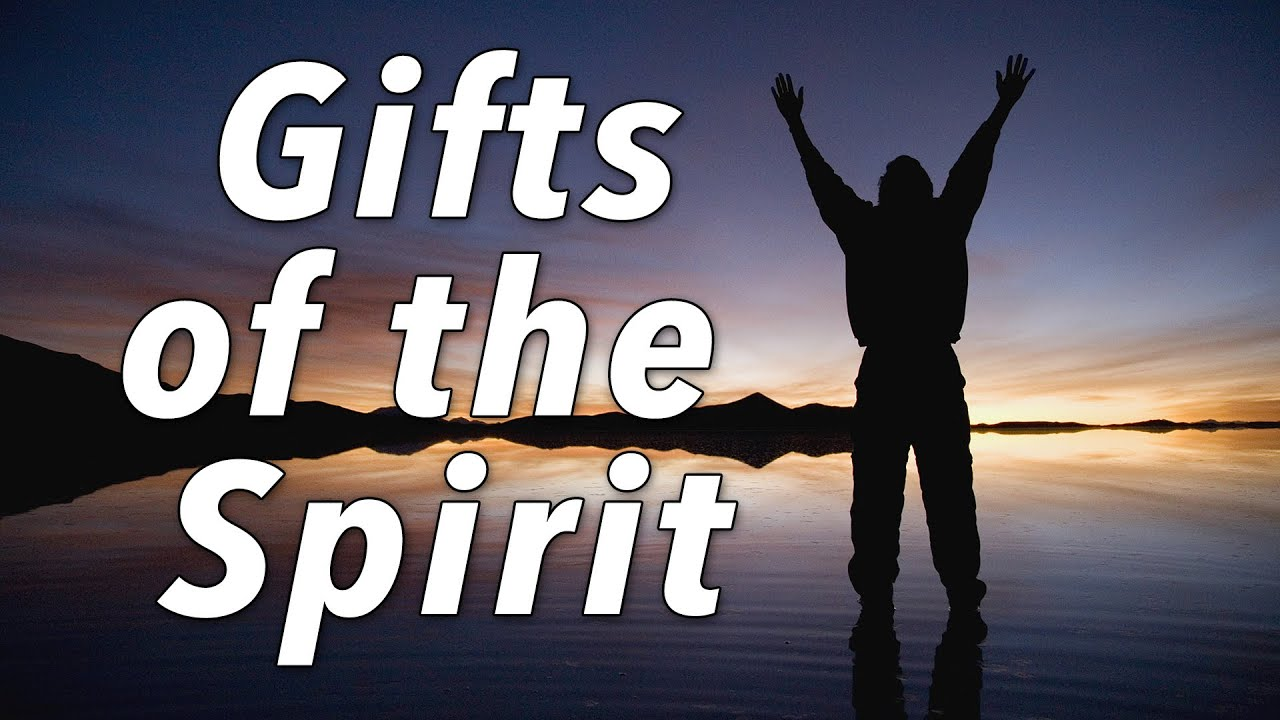 How To Operate in the Gifts of the Spirit   Steven Brooks   Sid ...