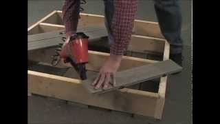 How to Install Phantom Hidden Deck Fasteners Using the Ballistic NailScrew Driver