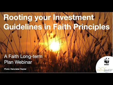 Webinar: How to align investments with your values