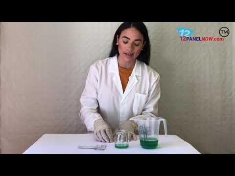 How to use our Rapid Fentanyl Test Strips - 12 Panel Now