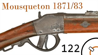 Small Arms of WWI Primer 122: Belgian Mousqueton Modele 1871/83