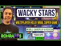 WACKY STARS- Multiplayer helix viral super game | mobile gameplay and review |™ROHR APPS OFFICIAL