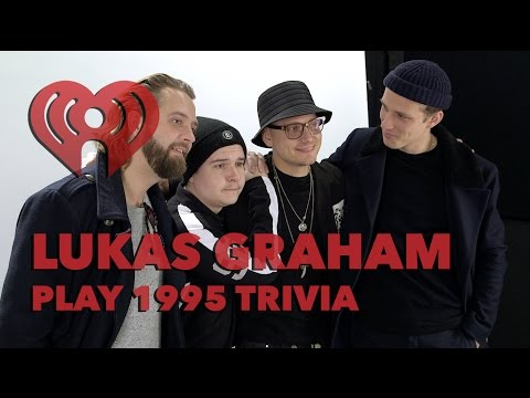 Lukas Graham Answers 1995 Trivia Questions | Artist Challenge