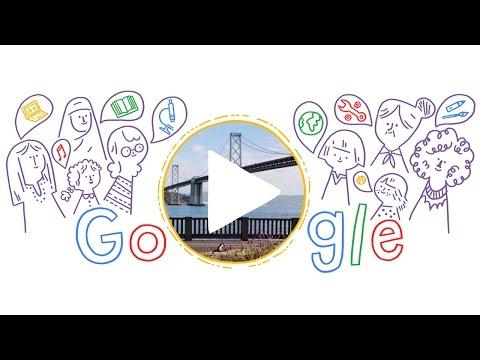 El doodle de Google en el Día de la Mujer