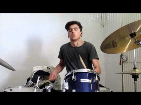 Vampire Weekend - A-Punk & Oxford Comma drum cover