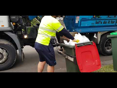 Hornsby Shire Council Garbage Collection The Bushland Shire #SL00628 Cleanaway Republic Services