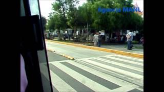 Transporte público continúa circulando en vialidades de la  linea 3 del Mexibús