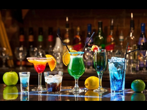 Amazing bartender Skills - amazing people skills 2017 - EPIC BAR