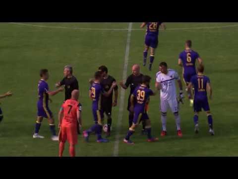 NK MARIBOR - URAL 2:0 (0:0)