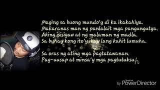 Buong buhay ko - (Official Lyrics Video) J_Prince ft. REX